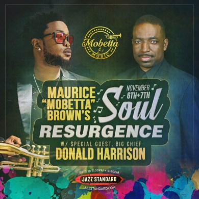 Photo of Maurice Mobetta Brown Presents Soul Resurgence – The Playlist