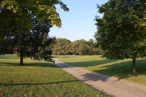 Summer, Prospect Park