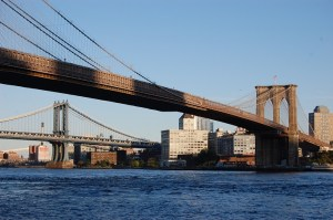 Brooklyn & Manhattan bridges
