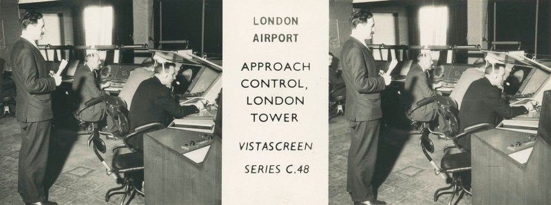 Heathrow Approach Control, London Tower