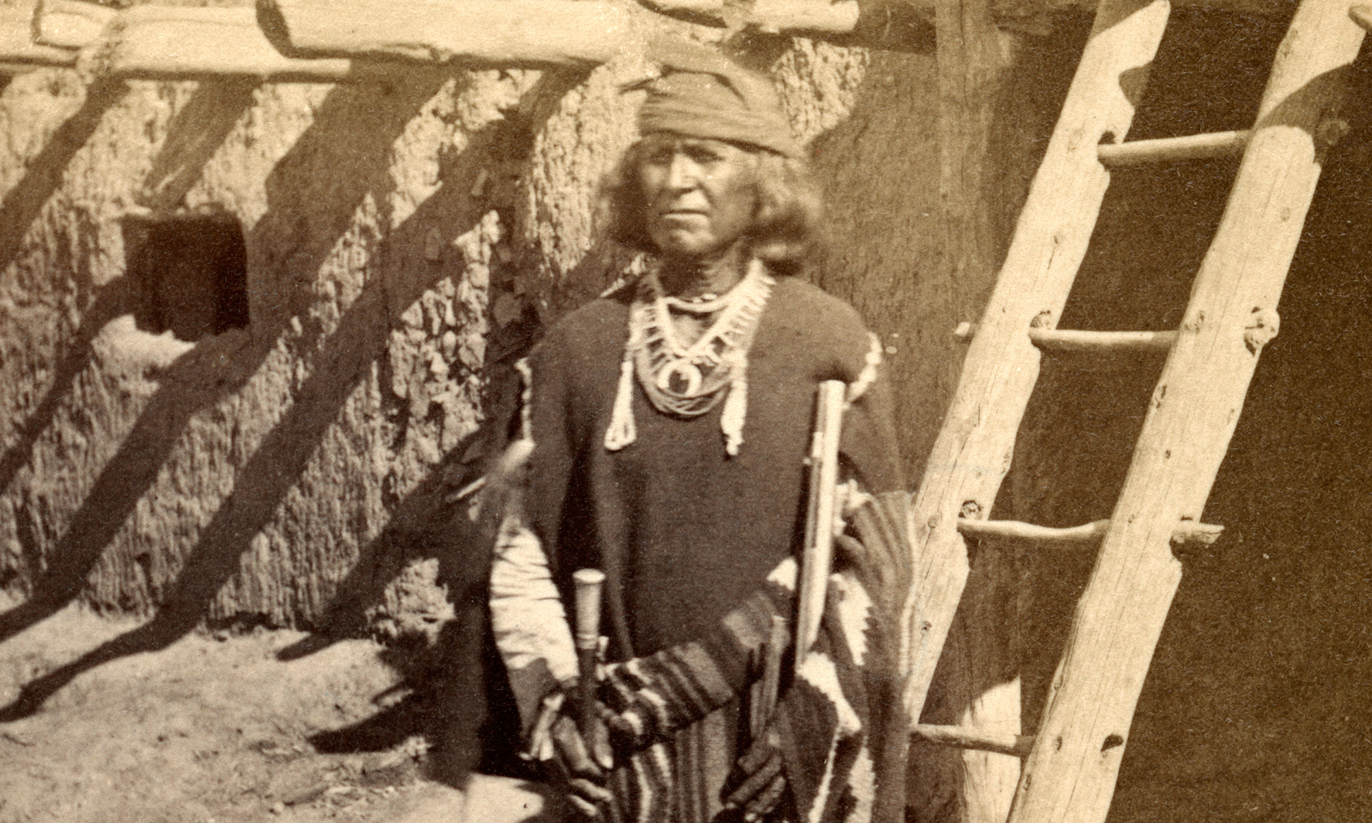 OS #35: Indigenous Peoples' Day – Wheeler Expedition Zuni War Chief