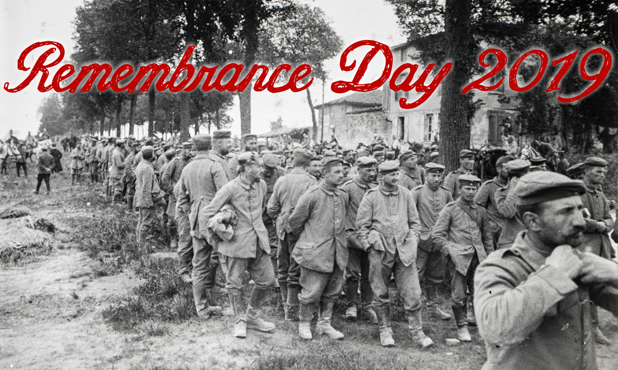 Remembrance Day 2019: 101 Amateur 3D Photos for 101 Years