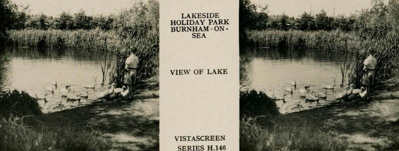 Lakeside Holiday Park View of Lake