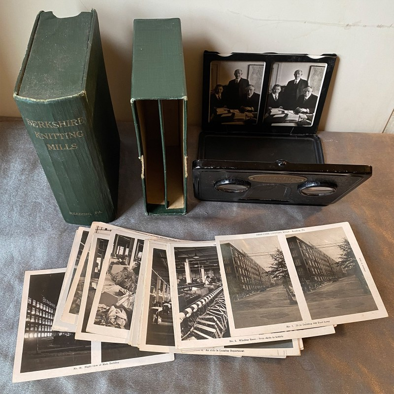 Berkshire Knitting Mills 1924 - the boxed set