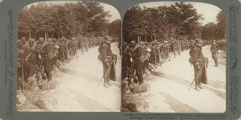 Remembrance Day 2020: The French Colonial Troops