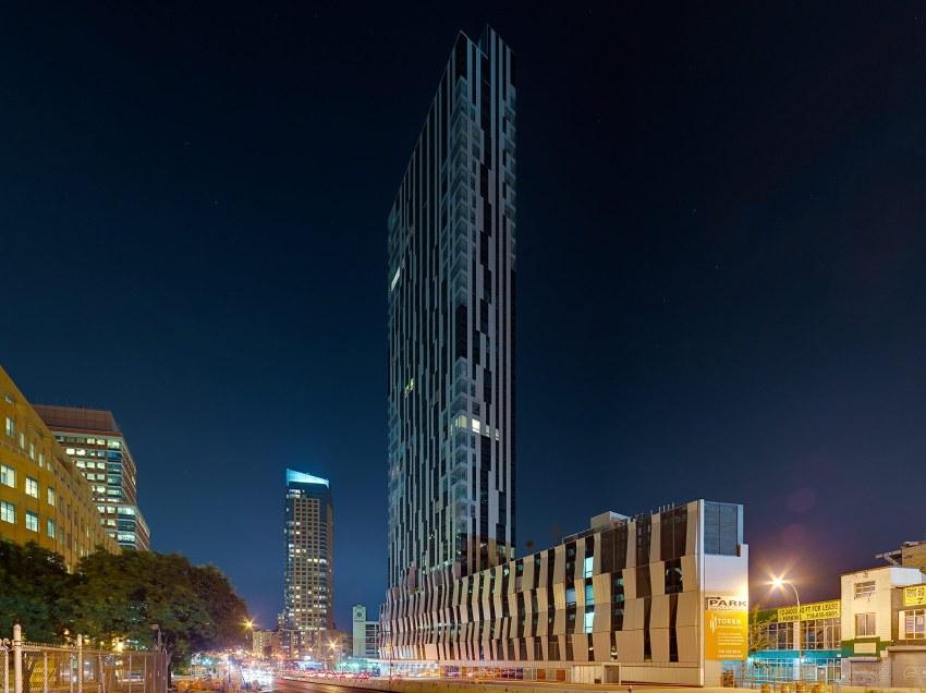 condo >ブルックリンの高層ビルディング 'TOREN'