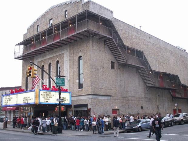 パークスロープの映画館がコンドに。