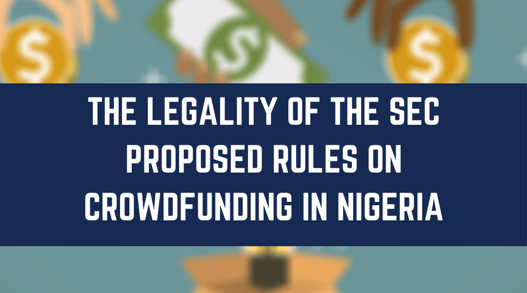 SEC Proposed Rules on crowdfunding