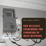 CBN releases framework for financing of mass metering