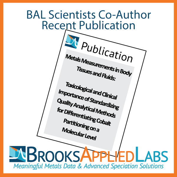 BAL Scientists Co-Author Recent Publication
