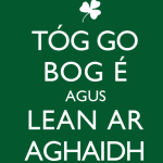 Lessons Hard Learned: Irish Lessons in Cairns