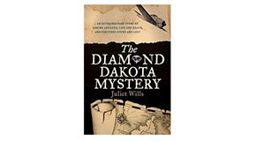 Diamond Dakota Mystery Book available through Broome Museum online shop