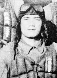 Warrant Officer Osamu Kudo