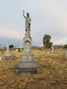 Riverside Cemetery Tour, Sep 2019, #2