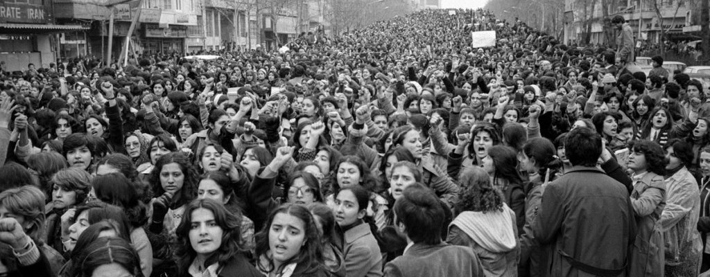 A Tale of Two Marches: How Donald Trump's Rise Parallels the Islamic Revolution in Iran