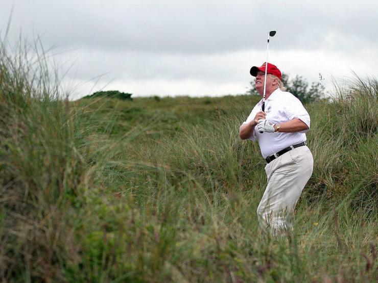 Golfer-in-Chief