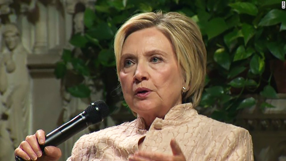 Hillary Clinton's Heartbreaking Account of 'Devastating' Election Aftermath