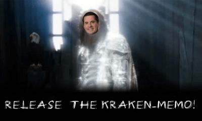 Release the Kraken-memo!
