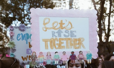 Empower Coalition Bros4America Youth Empower Women's March
