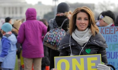 Moms Demand Action for Gun Sense Now founder Shannon Watts