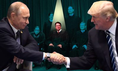 Trump's Second Stolen SCOTUS Seat Goes to Brett Kavanaugh