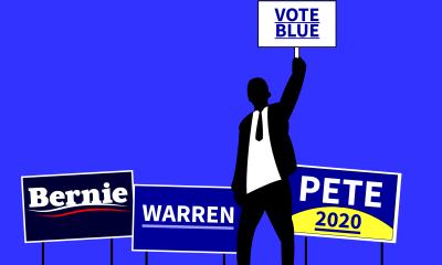 Vote Blue No Matter