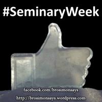#SeminaryWeek