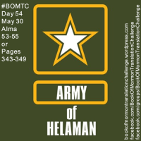 #BOMTC Day 54, May 30~Alma 53-55 or Pages 343-349: Follow the Prophet!