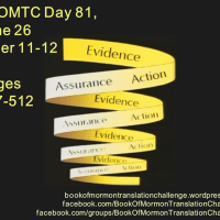 #BOMTC Day 81, June 26~Ether 11-12 or Pages 507-512: How to Have AWEsome Faith