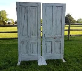 Vintage Door Backdrop Brossie Belle