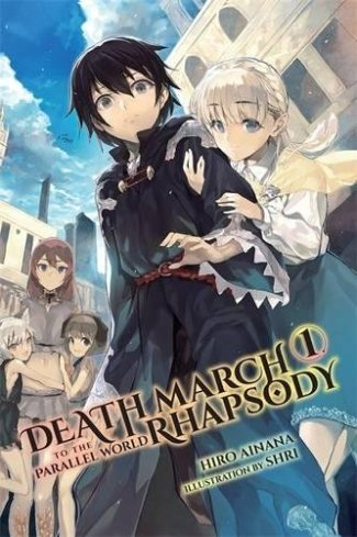 Death March to The Parallel World Rhapsody LN Vol.01 [English]
