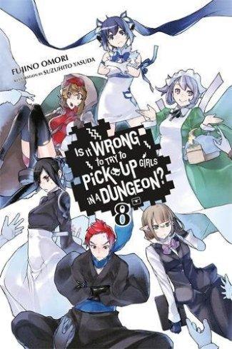 Danmachi LN Vol.08 [English]
