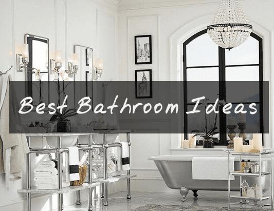 Best Bathroom Decorating Ideas