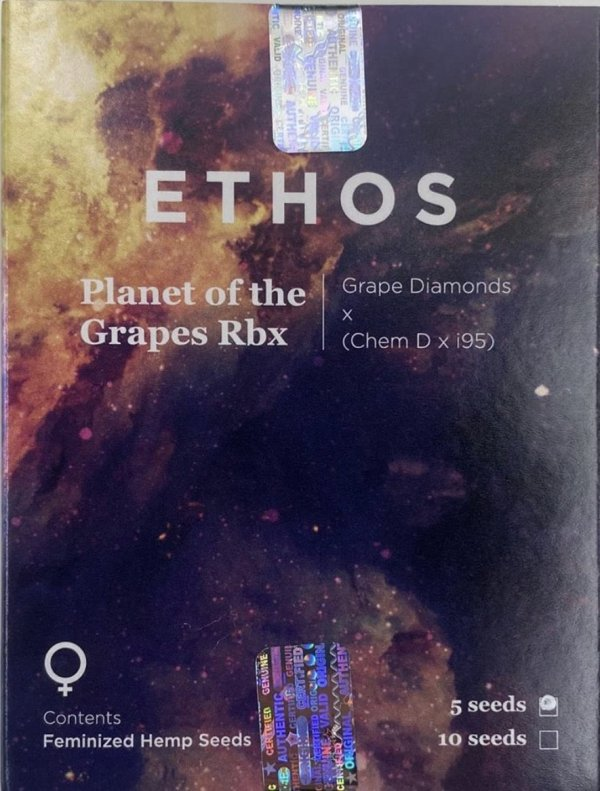 Ethos - Planet Of The Grapes Rbx