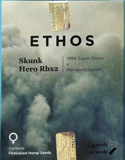 Ethos - Skunk Hero Rbx2