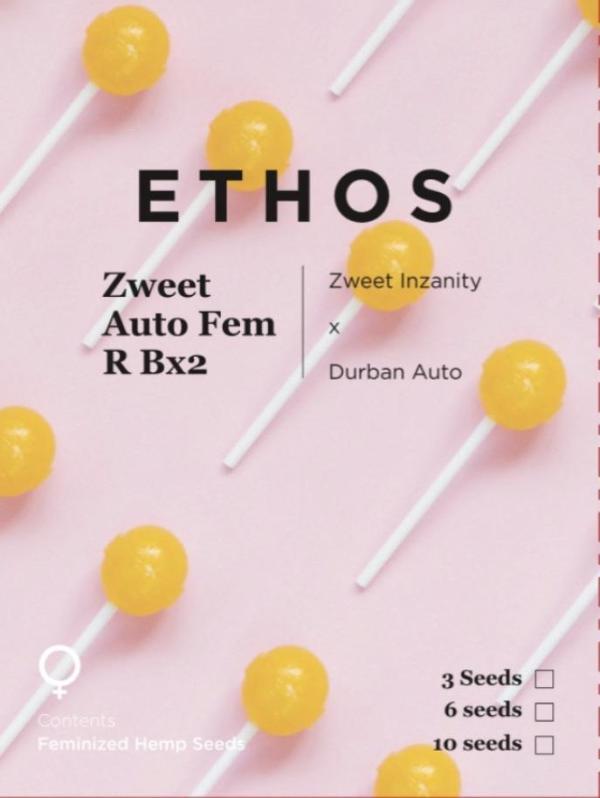 Ethos - Zweet Auto Fem RBx2