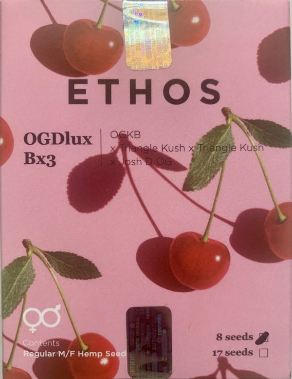 Ethos - OGDlux Bx3