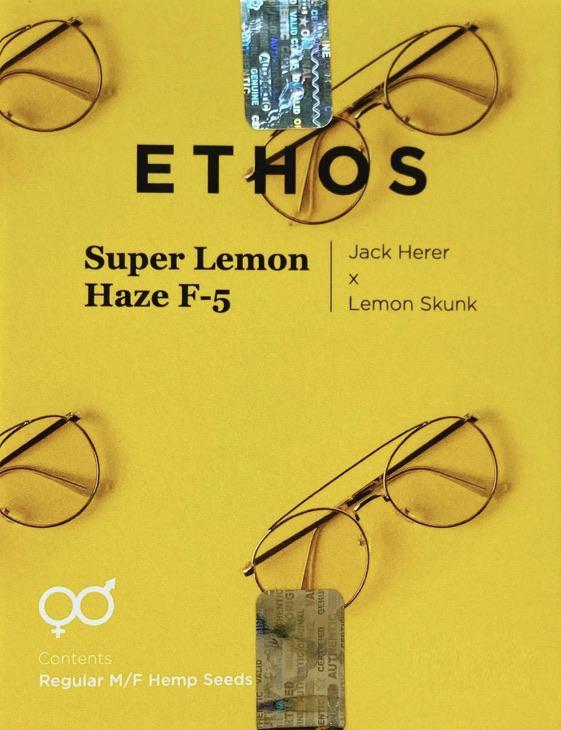 Ethos - Super Lemon Haze F5