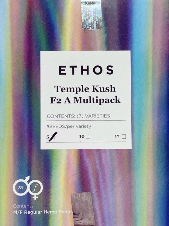 Ethos - Temple Kush F2 (A Line) Multipack