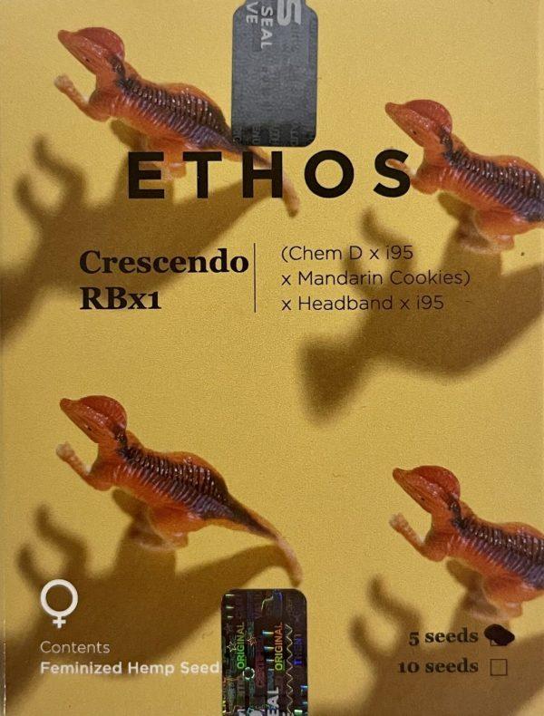 Ethos - Crescendo RBx1