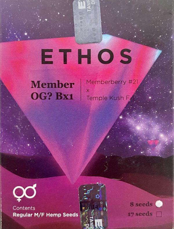 Ethos - Member OG? Bx1