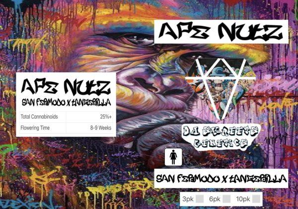 Da Skreets - Ape Nutz