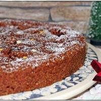 Weihnachtliche Walnuss-Linzertorte mit Cranberry-Füllung - #wirrettenwaszurettenist – die kulinarische Rettungsaktion