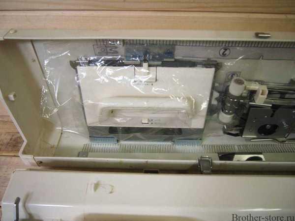 Двухфантурная Brother KH940/850 (890, 900) +четырехцветник двухфантурный+Кабель BL5+Кеттель DL1000