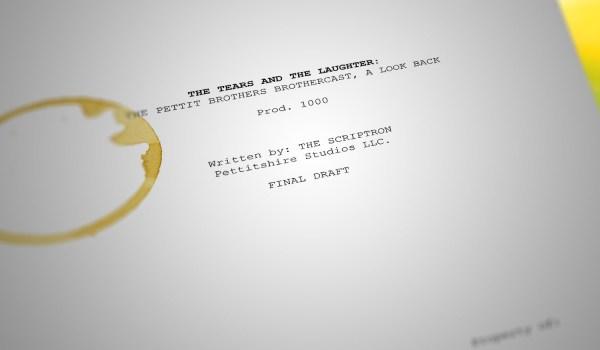 Pettit Bros. Brothercast – DECASODE – Master Script