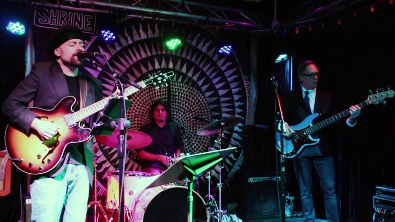 Bushwick Blooze Band at The Shrine