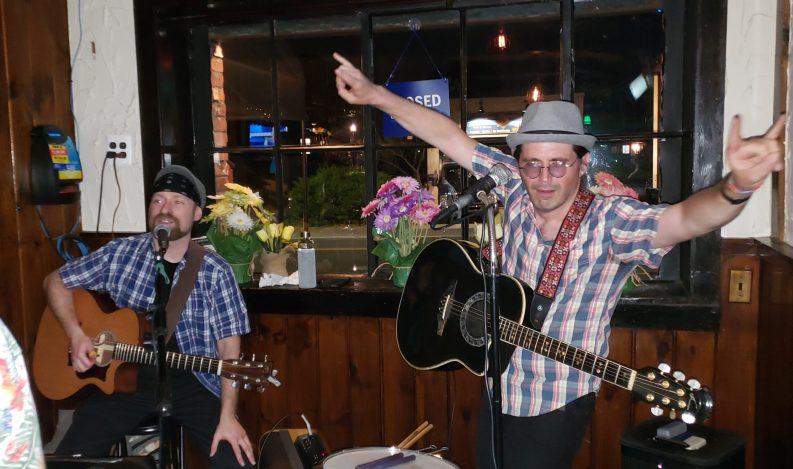 with Ian Petillo playing Guitar!!