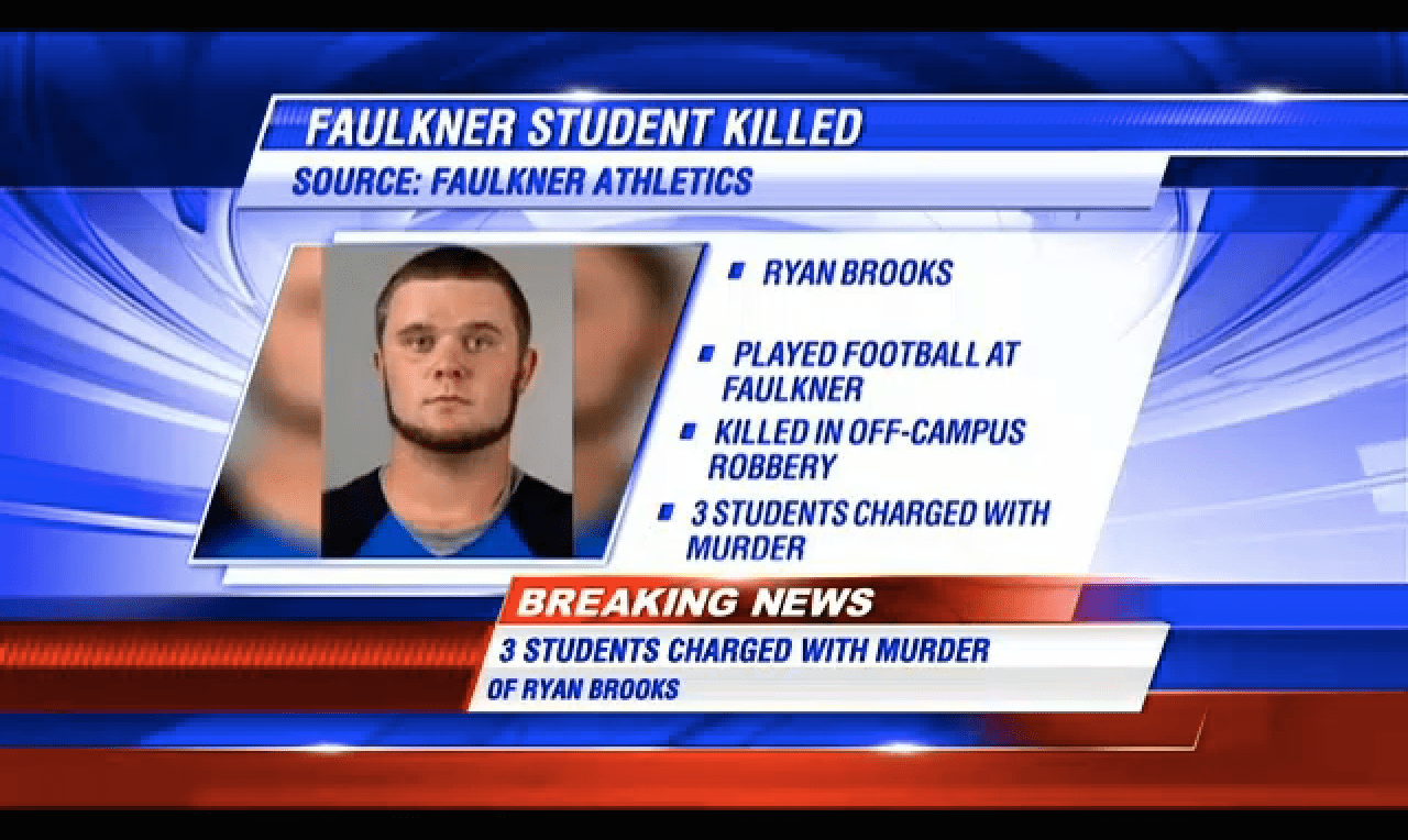 Three Faulkner athletes to be charged in murder of fourth