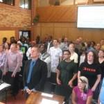 Northampton meeting