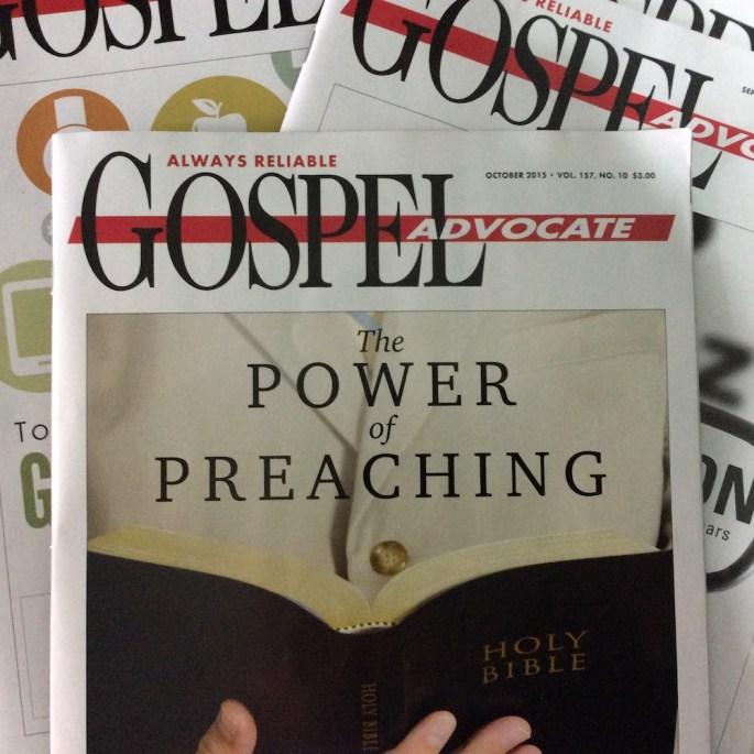 Gospel Advocate Company sold